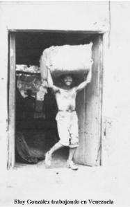 Eloy González en Venezuela