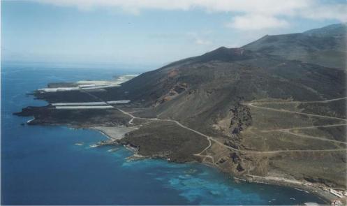 Foto aérea zona Fuente Santa