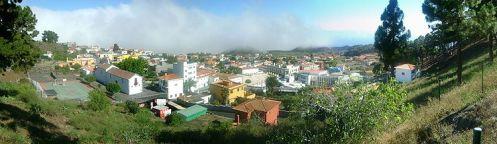 Vista de Fuencaliente