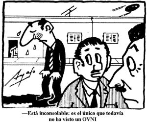 Viñeta 15 octubre 1968 El Eco de Canarias