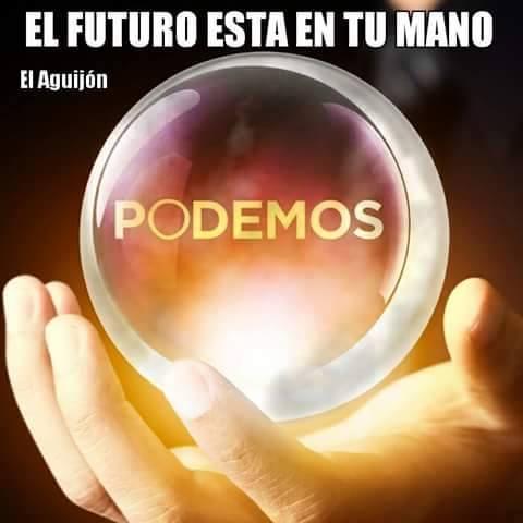 El futuro está en tu mano
