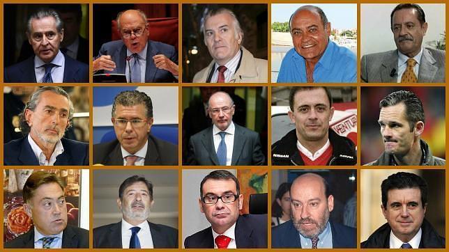 Un dibujo de benjam n solari parravicini anticip el desaf o soberanista catal n por idafe - Casos de corrupcion en espana actuales ...