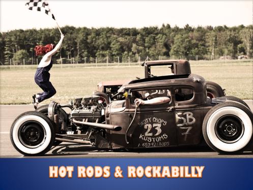 Hots Rods y Rockabilly 01